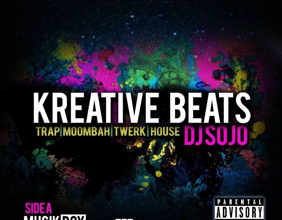 KREATIVE BEATS- Volume 1- DJ SOJO- Musik Box–Side-A