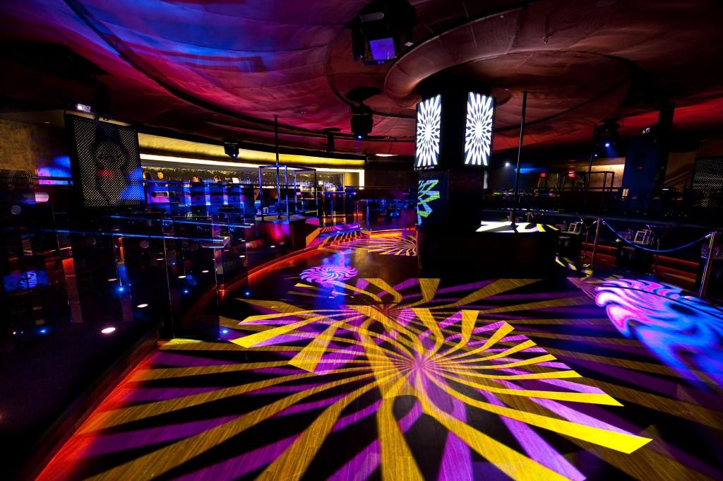 dusk-atlantic city - dj am i dance floor - lighting